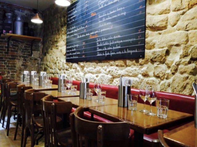 Restaurant alimentation La Cantine Du Troquet - Cherche midi Paris Île-de-France Ulocal produit local achat local produit terroir