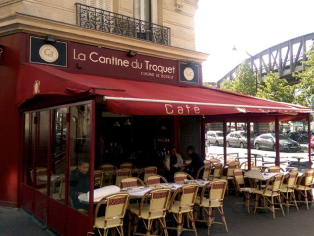 Restaurant alimentation La Cantine Du Troquet - Dupleix Paris Île-de-France Ulocal produit local achat local produit terroir