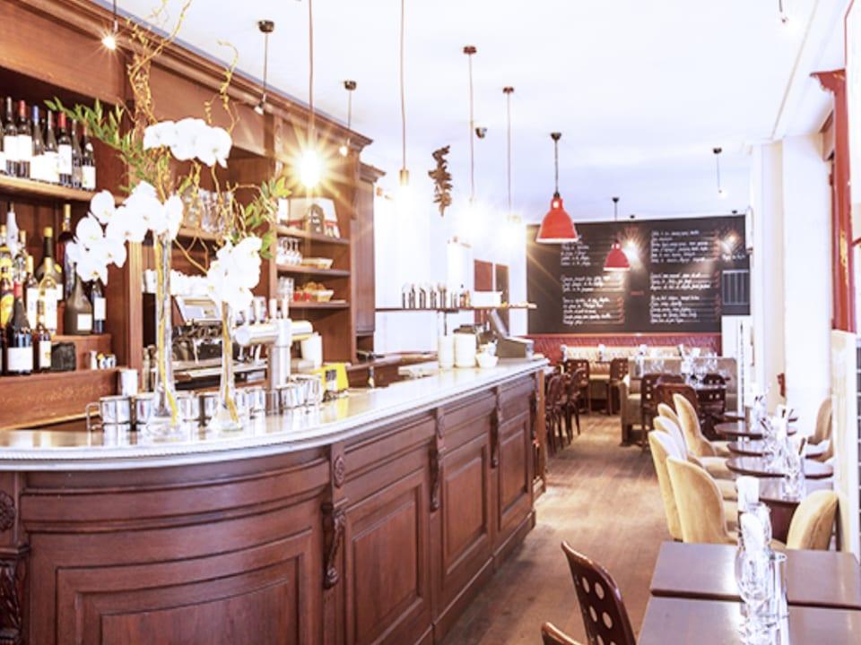 Restaurant alimentation La Cantine Du Troquet - Pereire Paris Île-de-France Ulocal produit local achat local produit terroir