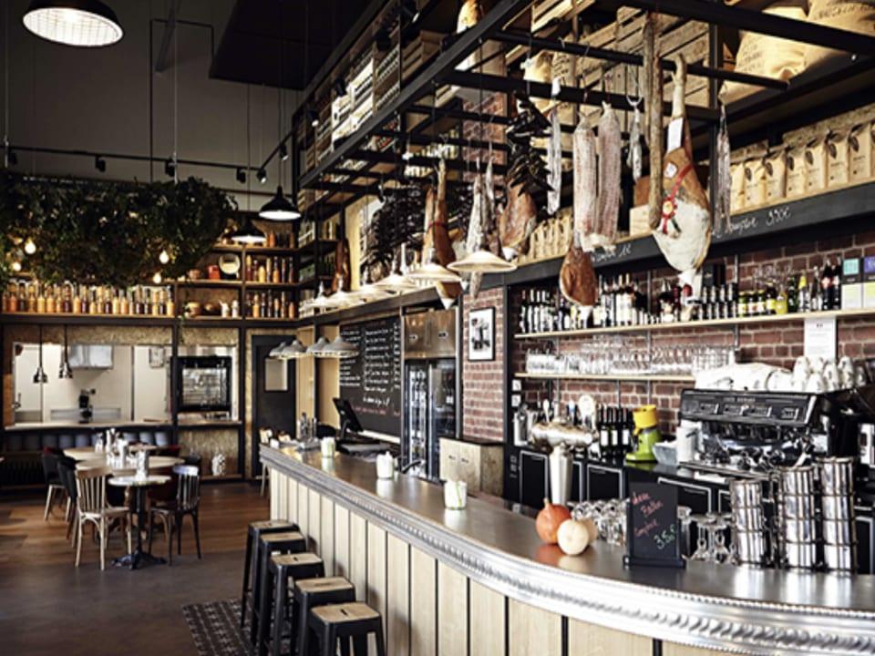 Food restaurant La Cantine Du Troquet - Rungis Paris Ile-de-France Ulocal local product local purchase local product