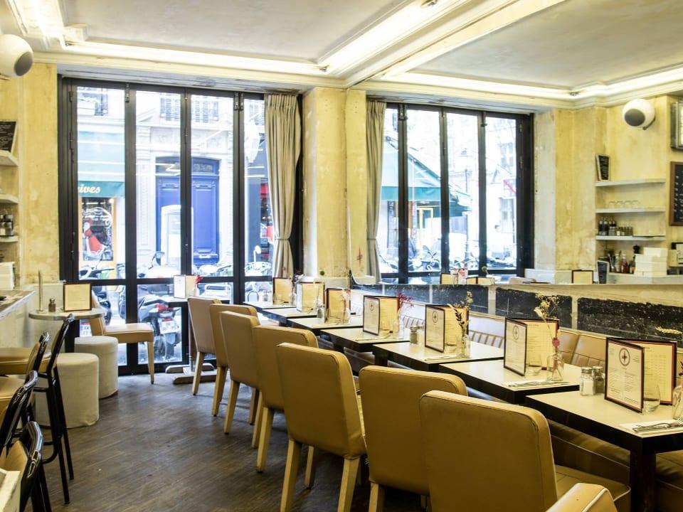 Restaurant alimentation alcool La Fronde Paris Île-de-France Ulocal produit local achat local produit terroir