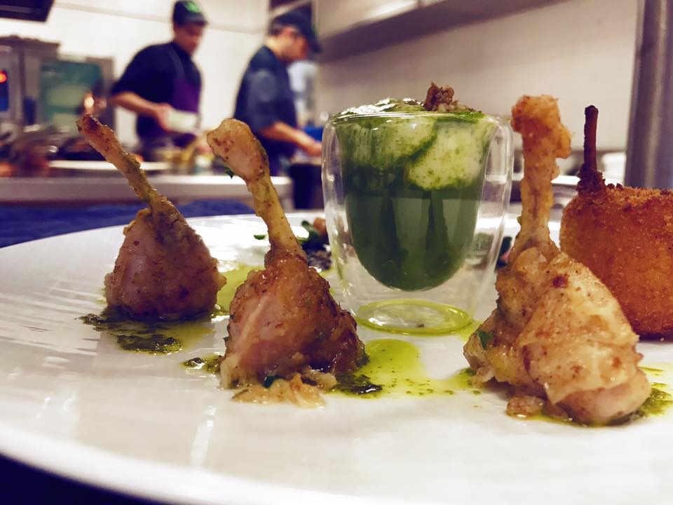 Restaurant alimentation La Table Saint Just Vaux-le-Pénil France Ulocal produit local achat local produit terroir