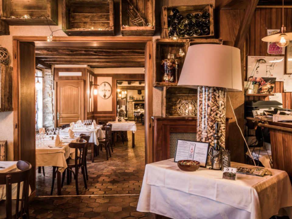 Restaurant alimentation La Vieille Auberge Sivry-Courtry France Ulocal produit local achat local produit du terroir