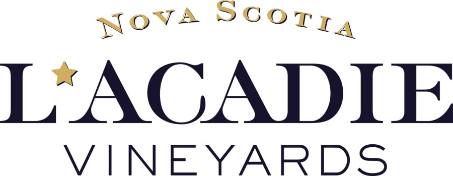 vineyard food liquor logo organic winery prestige brut sparkling vintage cuvee rose alchemy passito red estate l'acadie star l'acadie vineyards wolfville nova scotia canada ulocal local products local purchase local produce locavore tourist
