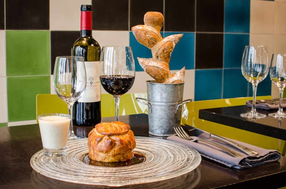 Restaurant alimentation L'Affriolé Paris France Ulocal produit local achat local produit du terroir