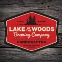microbrasseries logo lake of the woods brewing company kenora ontario canada ulocal produits locaux achat local produits du terroir locavore touriste
