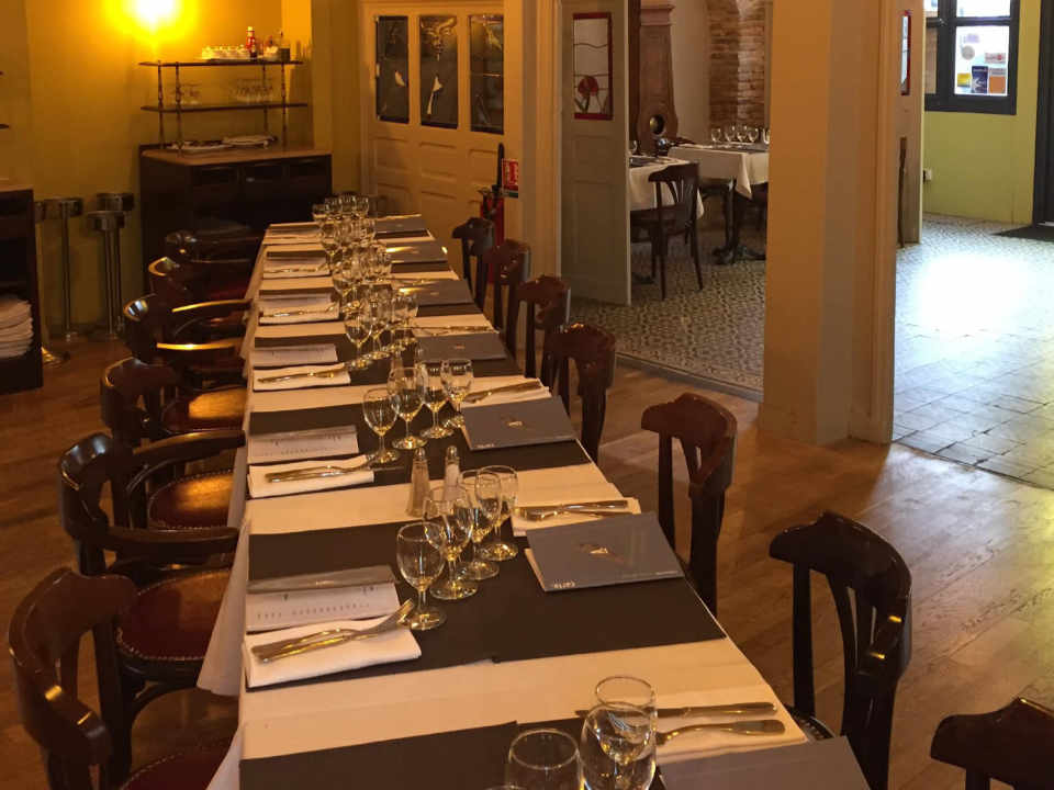 Food restaurant Augustave Troyes France Ulocal local product local purchase