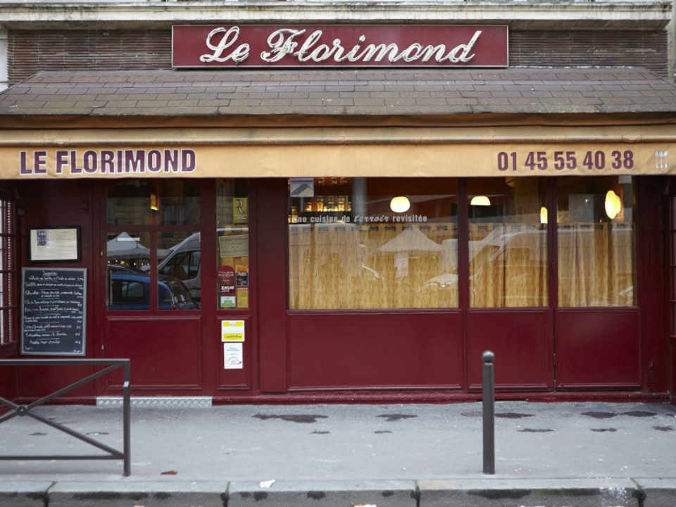Restaurant alimentation Le Florimond Paris France Ulocal produit local achat local produit du terroir