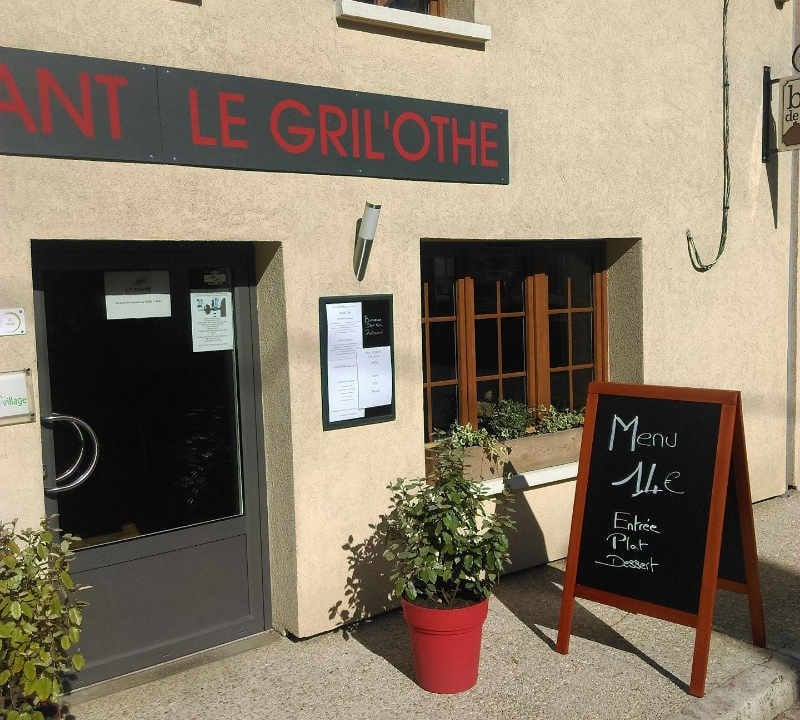 Food restaurant Le gril'othe Saint-Mards-en-Othe France Ulocal local product local purchase