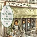 Organic vegan organic restaurant Le Potager du Marais Paris Ile-de-France Ulocal local product local purchase local product