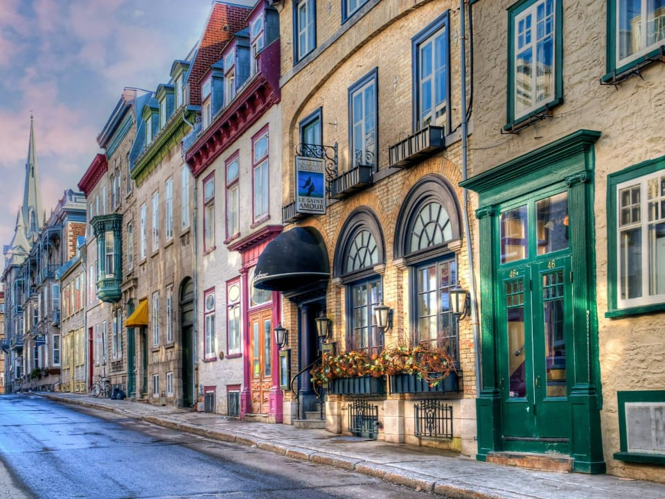 Restaurant Le Saint Amour Gastronomie Québec Ulocal produit local achat local produit terroir
