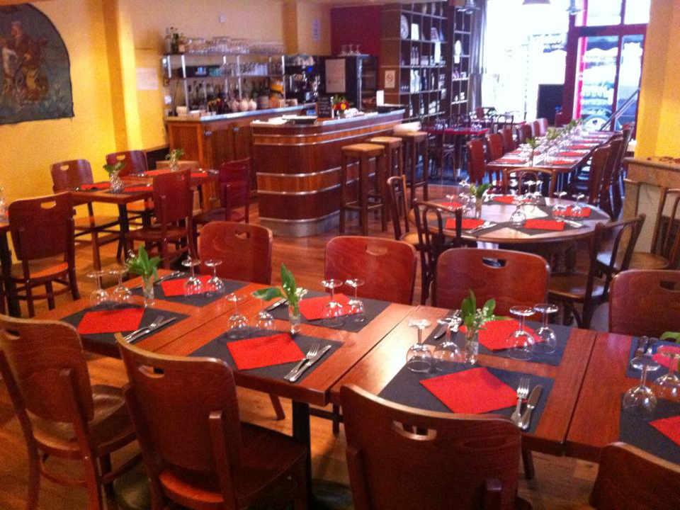 Food restaurant Les Bistrophiles Provins France Ulocal local produce local purchase local produce