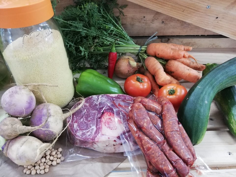 Local grocery product organic ecological terroir Locavrac Abbeville France Ulocal local product local purchase