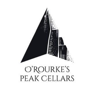 vignoble restaurant logo o'rourke's peak cellars lake country colombie britannique canada ulocal produits locaux achat local produits du terroir locavore touriste
