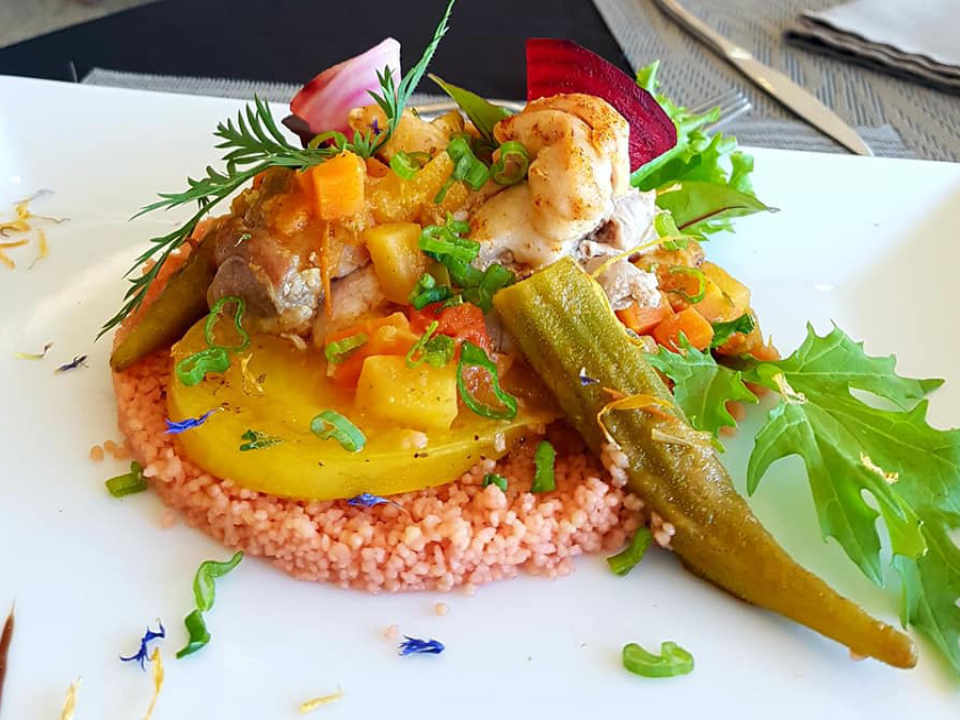 Food restaurant O'Safran Restaurant Dunkerque France Ulocal local product local purchase