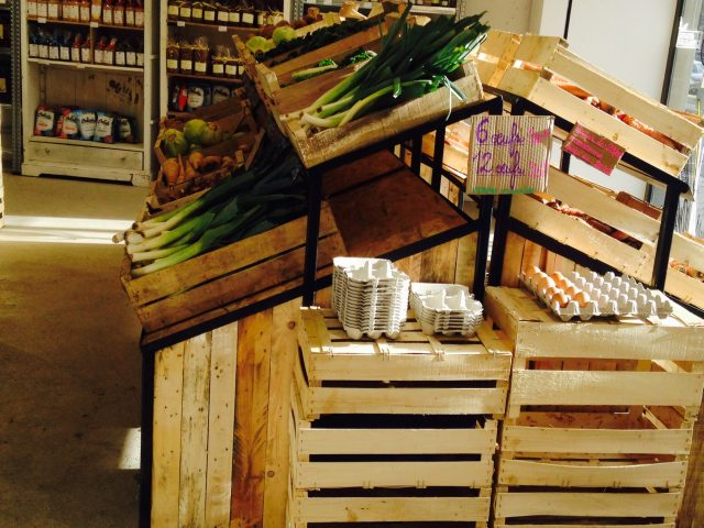 Grocery Organic Ecological Food Local Producer - Paris Ile-de-France Ulocal local product local purchase