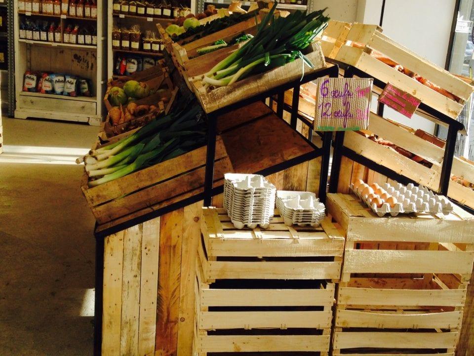 Épicerie Alimentation écologiques biologiques Le Producteur Local - Paris Île-de-France Ulocal produit local achat local