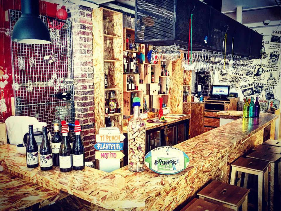 Restaurant alimentation Plantxa Boulogne-Billancourt France Ulocal produit local achat local produit du terroir