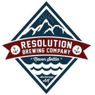 microbrasseries logo resolution brewing company anchorage alaska états unis ulocal produits locaux achat local produits du terroir locavore touriste