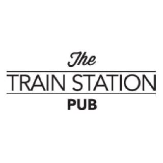 restaurant logo the train station pub kelowna british columbia canada ulocal local products local purchase local produce locavore tourist