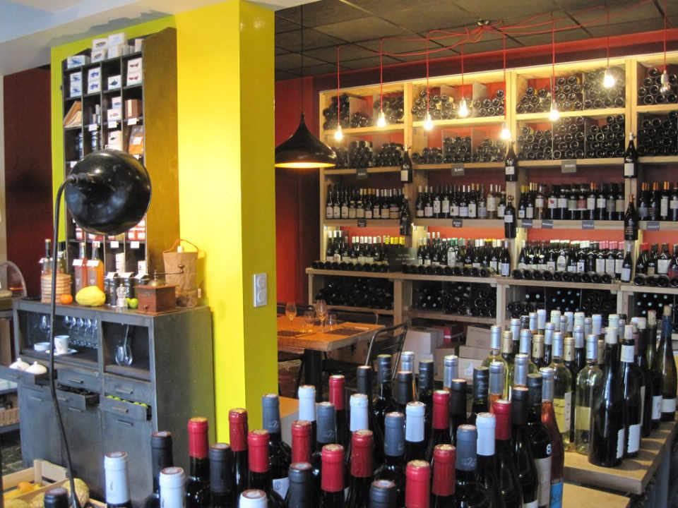 Restaurant caviste épicerie fine bio Vins d'Auteurs Malakoff France Ulocal produit local achat local