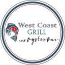 restaurant logo west coast grill and oyster bar souke souke british columbia canada ulocal local products local purchase local produce locavore tourist