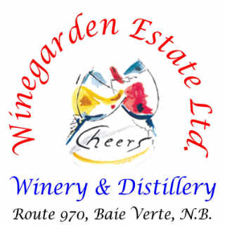 Vignoble vin alcool Winegarden Estate Ltd Baie Verte Nouveau-Brunswick Ulocal produit local achat local