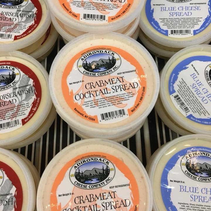 Cheese factory cheese Adirondack Cheese Company Barneveld New York United States Ulocal local product local purchase