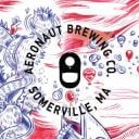 Microbrasserie logo Aeronaut Brewing Company Somerville Massachusetts États-Unis Ulocal produit local achat local