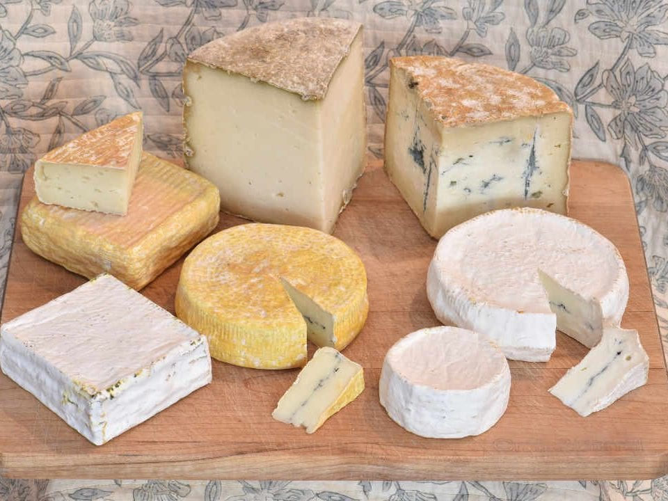 Fromagerie fromages de chèvre Barn First Creamery Westfield Vermont États-Unis Ulocal produit local achat local