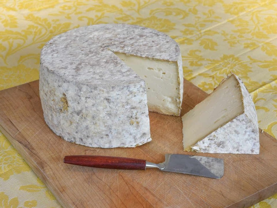 Fromagerie fromage de chèvre Barn First Creamery Westfield Vermont États-Unis Ulocal produit local achat local