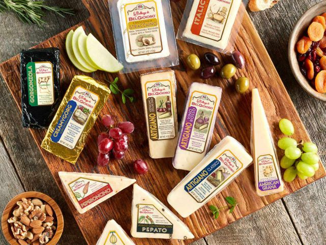 Fromagerie fromage BelGioioso Green Bay Wisconsin États-Unis Ulocal produit local achat local