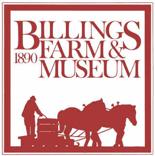 Cheese factory logo Billings Farm & Museum Woodstock Vermont USA Ulocal Local Product Local Purchase