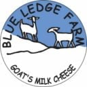 Cheese factory logo Cheese Blue Ledge Farm Leicester Vermont USA Ulocal Local Product Local Purchase