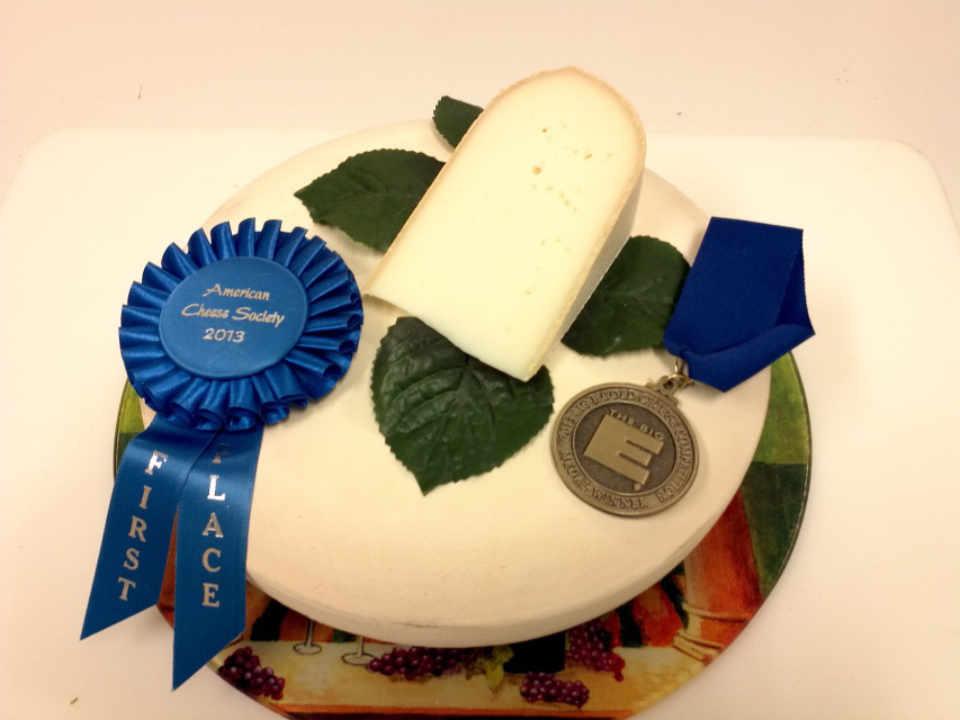 Fromagerie fromage de chèvre Boston Post Dairy Enosburg Falls Vermont États-Unis Ulocal produit local achat local