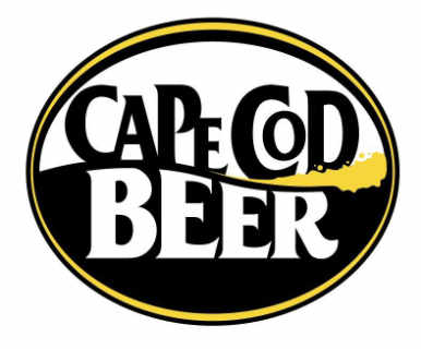 Microbrasserie logo Cape Cod Beer Hyannis Massachusetts États-Unis Ulocal produit local achat local