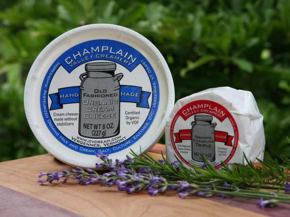 Fromagerie fromage Champlain Valley Creamery Middlebury Vermont États-Unis Ulocal produit local achat local