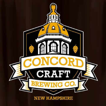 Microbrewery logo Concord Craft Brewing Co. Concord New Hampshire USA Ulocal Local Product Local Purchase