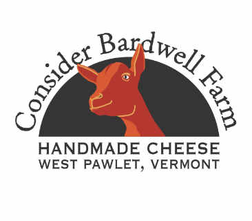 Cheese factory logo Consider Bardwell Farm West Pawlet Vermont USA Ulocal Local Product Local Purchase