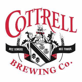 Microbrasserie logo Cottrell Brewing Co. Pawcatuck Connecticut États-Unis Ulocal produit local achat local