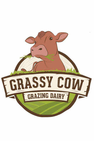 Fromagerie logo Grassy Cow Grazing Dairy Remsen New York États-Unis Ulocal produit local achat local