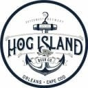 Microbrasserie logo Hog Island Beer Co. Orleans Massachusetts États-Unis Ulocal produit local achat local