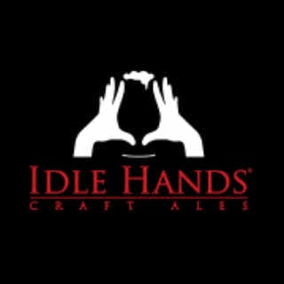 Microbrewery logo Idle Hands Craft Ales Malden Massachusetts United States Ulocal Local Product Local Purchase