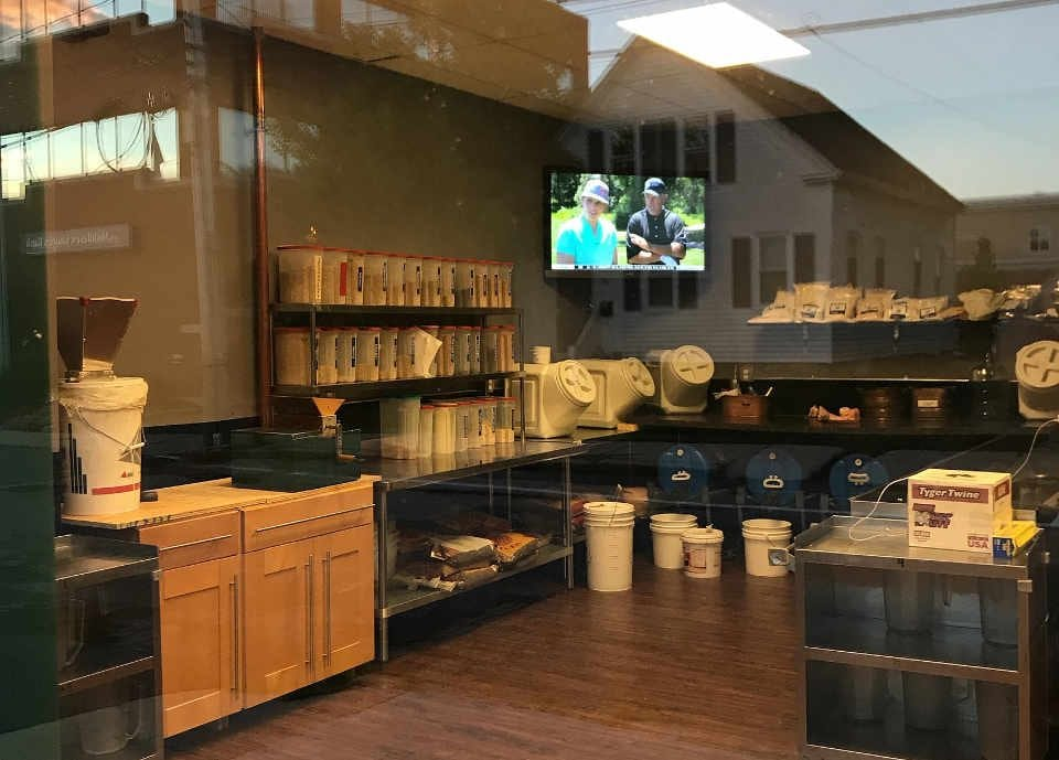 Microbrasserie brasserie The Kells Beer Company Natick Massachusetts États-Unis Ulocal produit local achat local