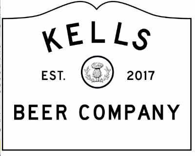 Microbrasserie logo The Kells Beer Company Natick Massachusetts États-Unis Ulocal produit local achat local
