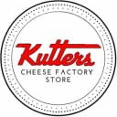 Cheese factory logo Kutter's Cheese Factory Corfu Store New York United States Ulocal local product local purchase