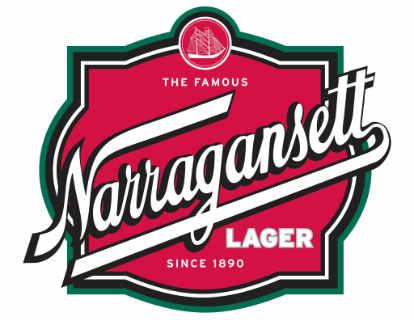 Microbrasserie logo Narragansett Beer Company Pawtucket Rhode Island États-Unis Ulocal produit local achat local