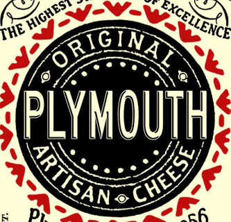 Cheese factory logo Plymouth Artisan Cheese Plymouth Vermont USA Ulocal Local Product Local Purchase