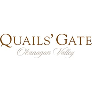 vineyard logo quails gate kelowna british colombia canada ulocal local products local purchase local produce locavore tourist