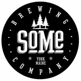 Microbrewery logo SoMe Brewing Company York Maine United States Ulocal Local Product Local Purchase
